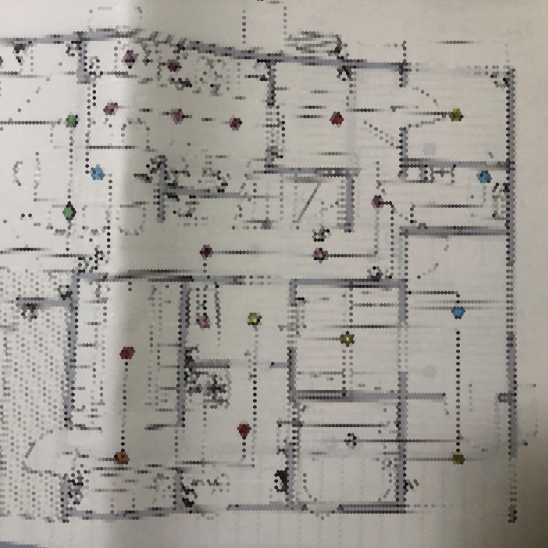 電気レイアウト図